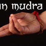 PRAN MUDRA ( LIFE MUDRA)